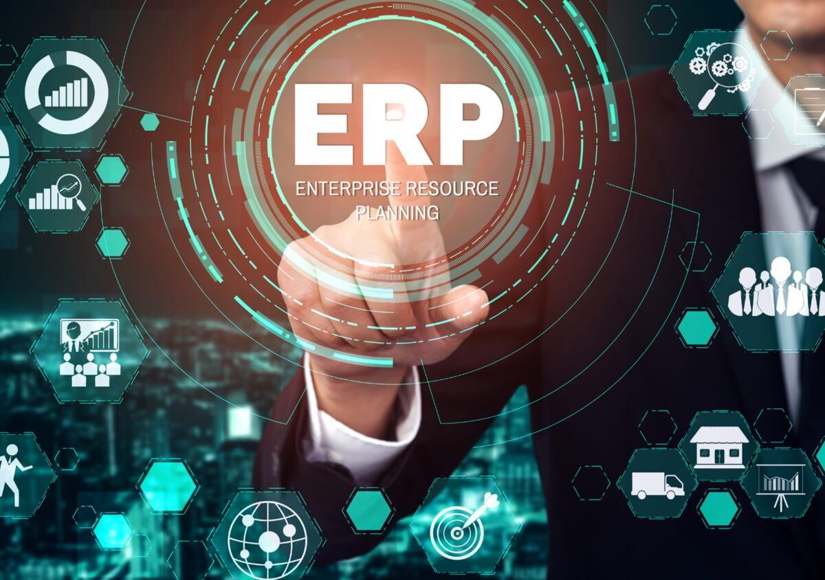 Управление предприятием в 1С: ERP